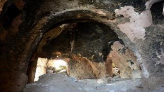 400 mağara evin bulunduğu Madavans Vadisi turizme kazandırılıyor